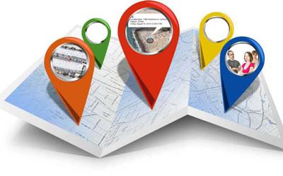 پیدا کردن موقعیت مکانی از طریق آی پی, یافتن موقعیت مکانی دوستان