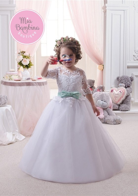 لباس مجلسی دخترانه,مدل لباس عروس بچه گانه