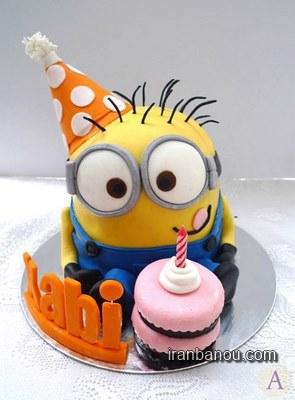 کیک تولد دخترانه ,مدل کیک تولد