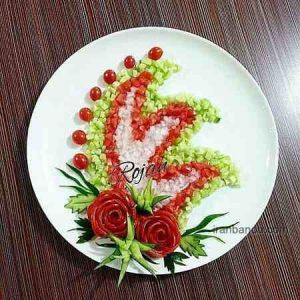 ادویه سالاد شیرازی