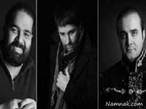 حبس رضا صادقی و علی لهراسبی ، سینا سرلک