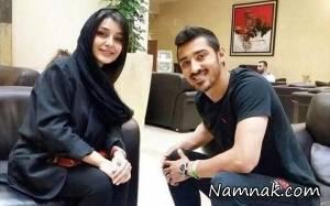 ساره بیات ، رضا قوچان نژاد