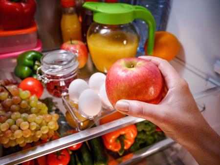 راهنمای نگهداری از سیب,جلوگیری از سیاه شدن سیب