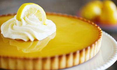 طرز تهیه تارت لیمو,طرز پخت تارت لیمو