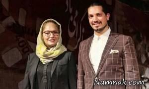 مهناز افشار ، مهناز افشار و همسرش