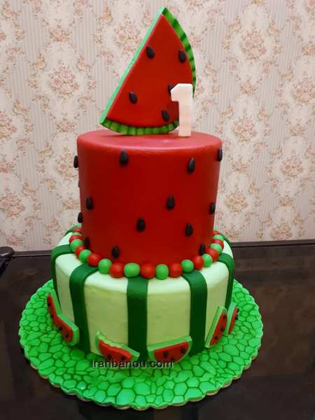 کیک شب چله