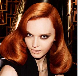 بهترین ترکیب رنگ مو,آموزش ترکیب رنگ مو,ترکیب رنگ مو مسی,رنگ مو روشن