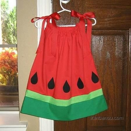 مدل لباس کودک مخصوص شب یلدا
