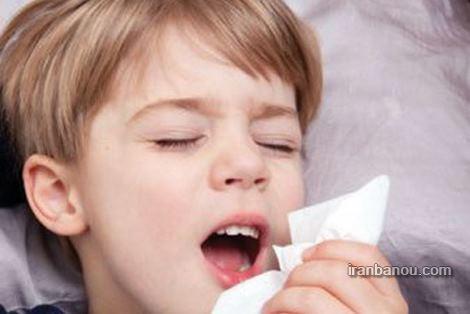 درمان سرماخوردگی شدید