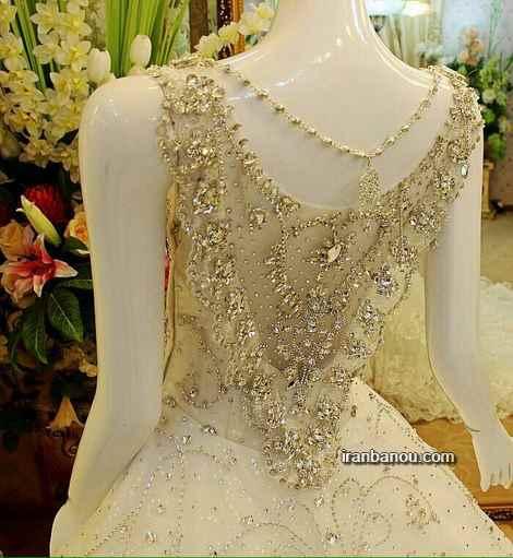 لباس عروس اروپایی 2017