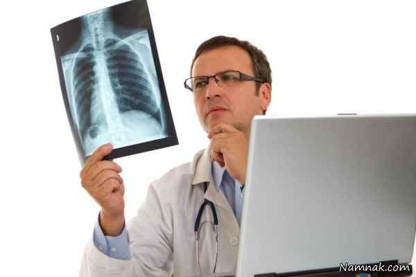 راههای تشخیص سرطان ریه