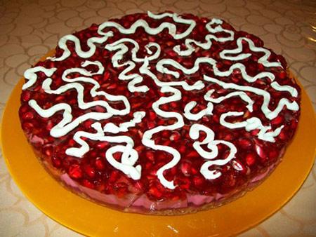 طرز تهیه دسری برای شب یلدا, دسر ویژه شب یلدا