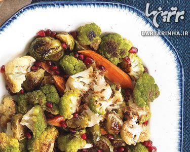 ویژه یلدا: طرز تهیه خوراکیهای متنوع با انار