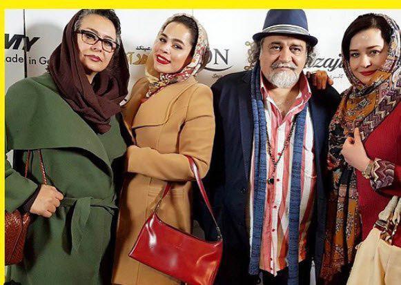 اخبار,اخبار فرهنگی وهنری,محمدرضاشریفی نیاودخترانش
