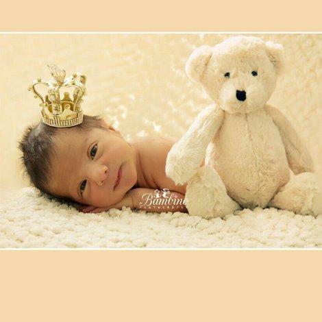 ایده عکاسی از نوزاد در منزل