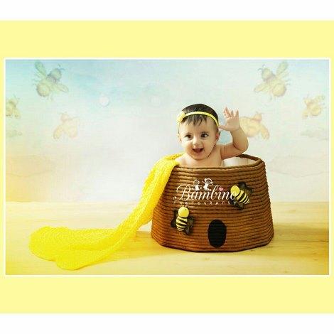 عکس آتلیه نوزاد