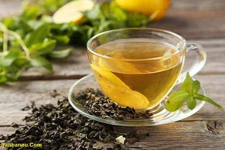 میزان مصرف چای سبز