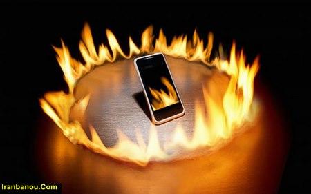 داغ شدن گوشی سامسونگ هنگام شارژ
