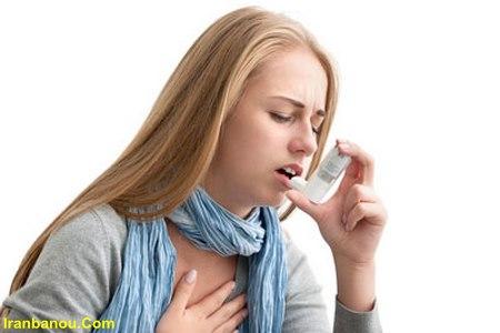 تنگی نفس در سه ماهه دوم بارداری