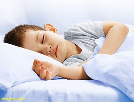 شب ادراری در کودکان 3 ساله