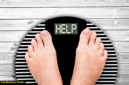 کالری تثبیت وزن