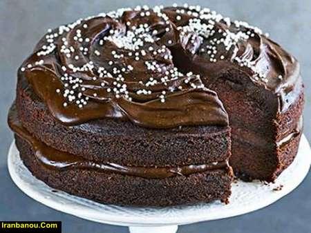 مدت زمان پخت کیک در فر