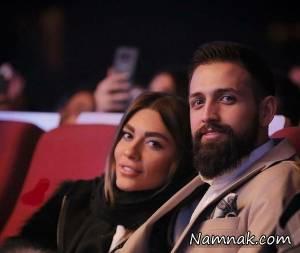 محسن افشانی ، همسر محسن افشانی