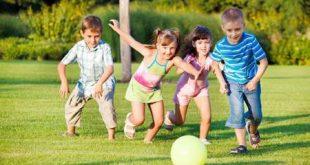 عکس ورزشی کودکان