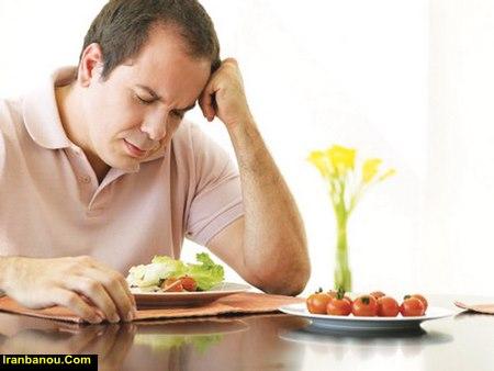 درمان هضم نشدن غذا در معده