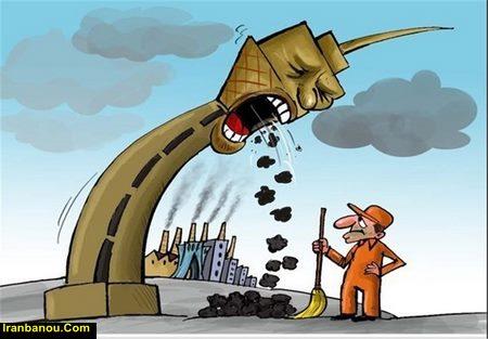 در آلودگی هوا چه باید کرد