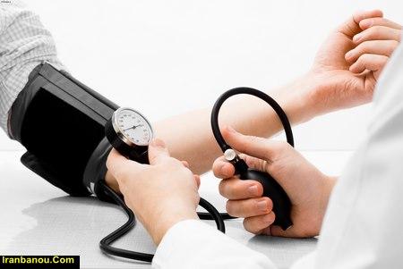 فشار خون نرمال برای سنین مختلف