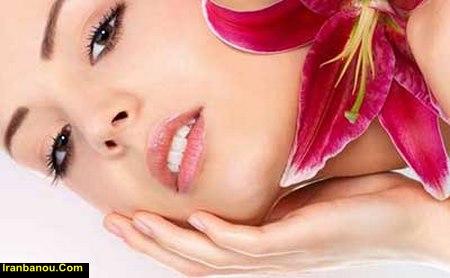 تقویت پوست صورت خشک