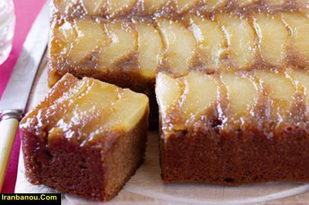 علت گنبدی شدن کیک