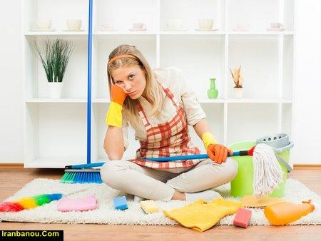 چگونه خانه ای مرتب داشته باشیم ؟