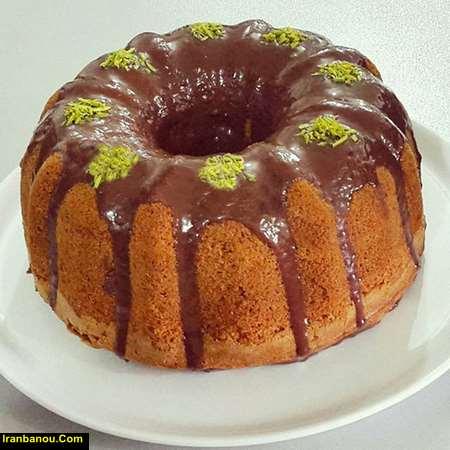 دمای فر برای پخت کیک