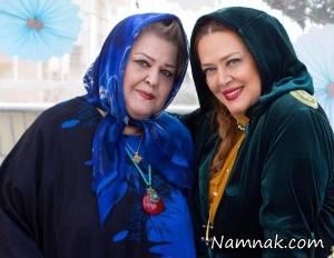 بازیگران و مادرانشان ، تصاویری از بازیگران و مادرانشان