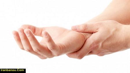 درد انگشت دست