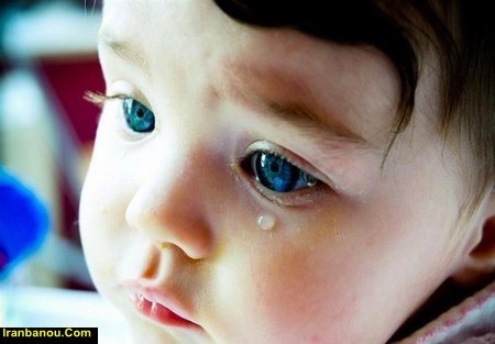 مضرات گریه زیاد