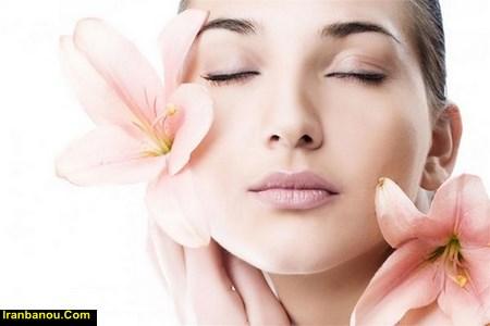 درمان خانگی پوست چرب