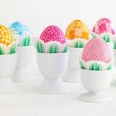 آموزش تزئین تخم مرغ،ایدهای تزیین تخم مرغ،تزیین تخم مرغ،سفره هفت سین ،هنر در خانه