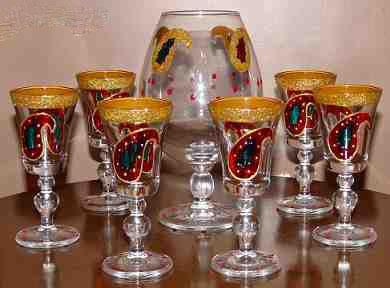آموزش ویترای برای ظروف هفت سین , سفره هفت سین نوروز 93 , نماد های سفره هفت سین , سنجد نماد عشق . ,آموزش ویترای برای ظروف هفت سین،هنر در خانه