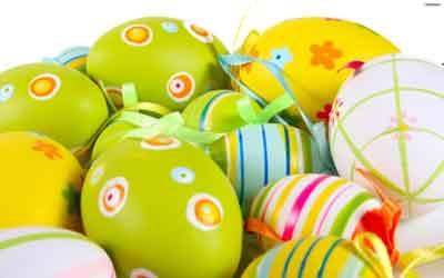 تخم مرغ رنگی هفت سین شما,