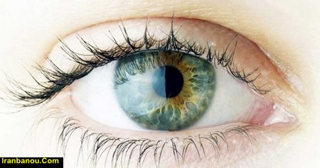 درمان خشکی چشم با طب اسلامی