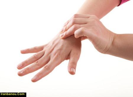 درد ساعد دست راست