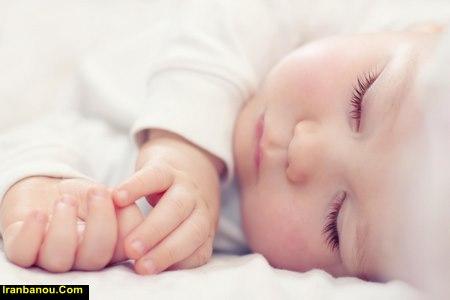 میزان خواب نوزاد یک ماهه