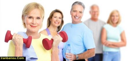 مقاله نقش ورزش در شخصیت و سلامت