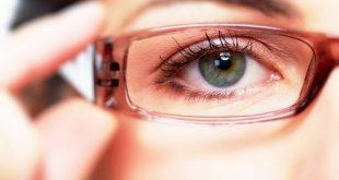 تحقيق درباره ى مراقبت از چشم