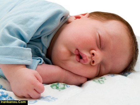 مراقبت از نوزاد دو ماهه