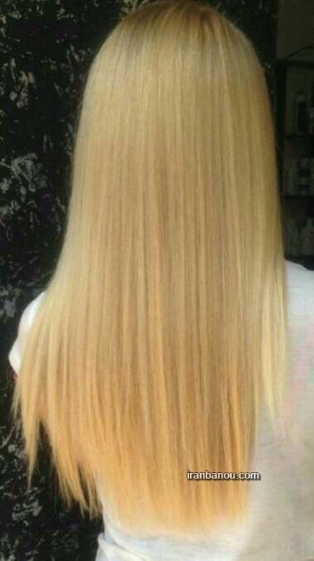 ترکیب رنگ مو با 000