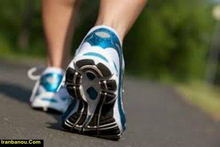 پیاده روی در اختلال حواس